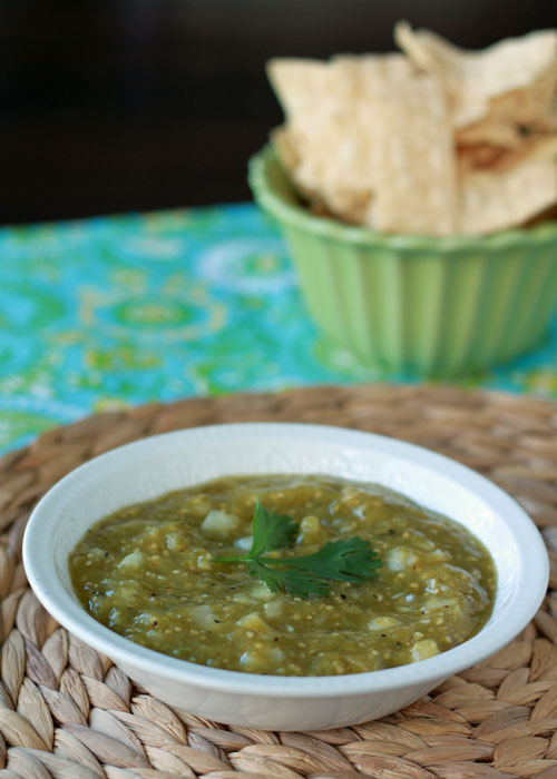How to Make Salsa Verde | Kitchen Treaty