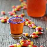Candy Corn Infused Vodka | Kitchen Treaty
