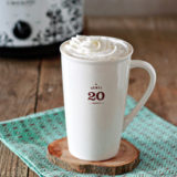 Crock Pot Vanilla Latte | Kitchen Treaty