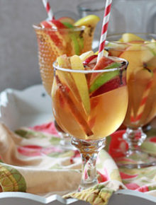 Spiced Apple Cider Sangria 2 Square