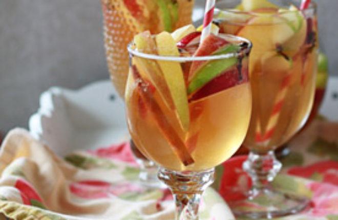 Spiced Apple Cider Sangria 2 Square