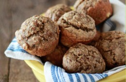 Super Moist Vegan Banana Bread Muffins