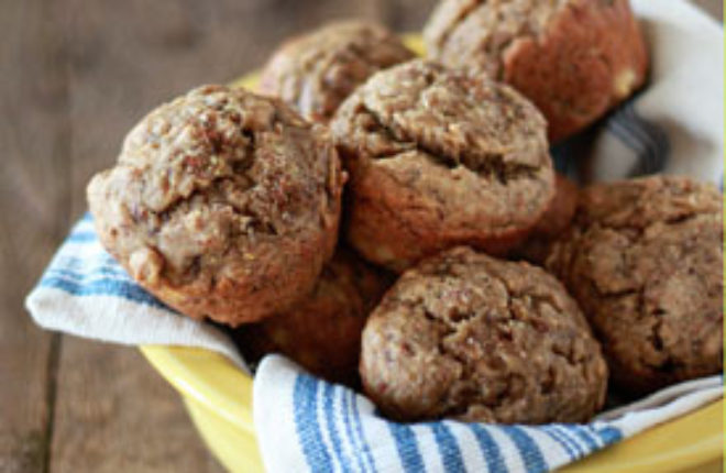 Vegan muffin recipe uk