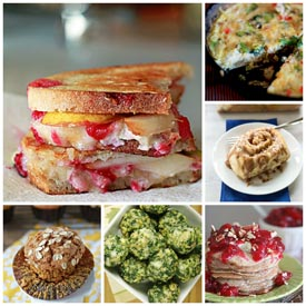 30 Vegetarian Thanksgiving Leftover Recipes