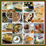 4 Vegetarian Christmas Menus