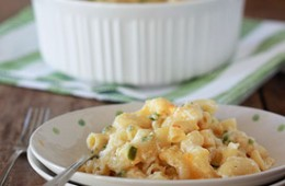 Jalapeno Mac & Cheese
