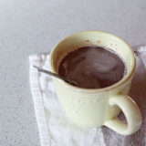 Two Minute Hot Chocolate by the Mug Sq