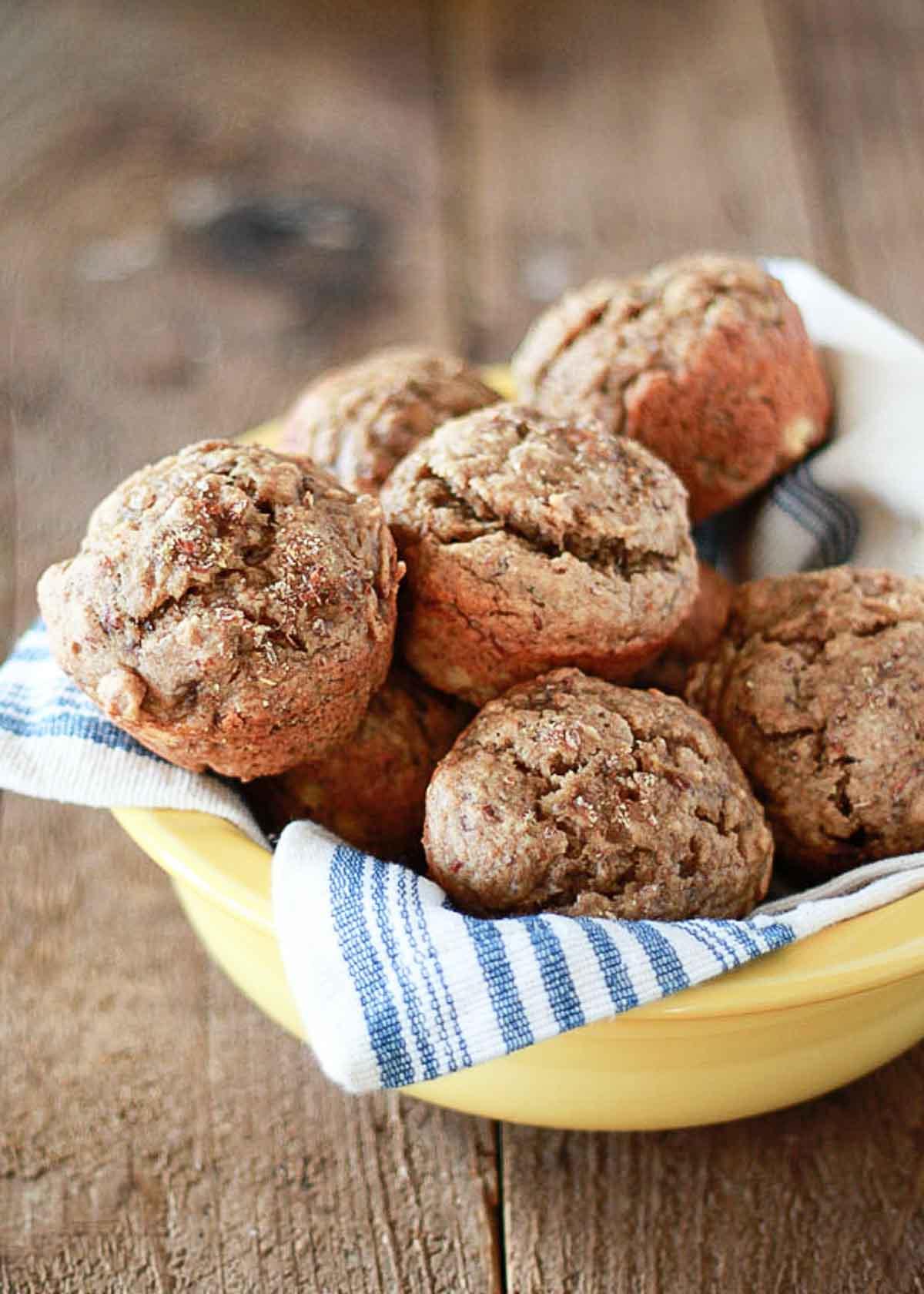 Super Moist Vegan Banana Bread Muffins Kitchen Treaty Recipes