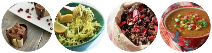 This Month's Bits & Bites | kitchentreaty.com