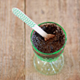 Rich and Creamy Chocolate-Coconut Chia Pudding | kitchentreaty.com