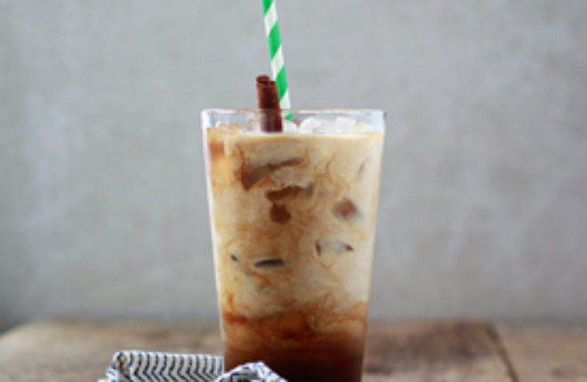 Cinnamon Dolce Iced Coffee