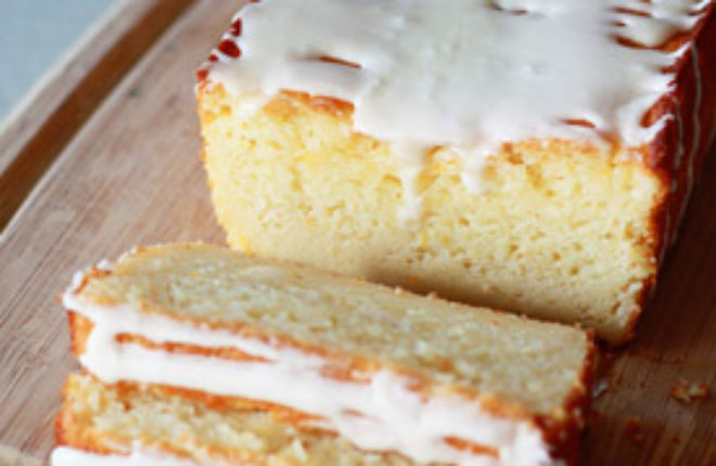 Meyer Lemon Yogurt Olive Oil Cake