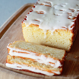 Meyer Lemon Olive Oil Yogurt Cake