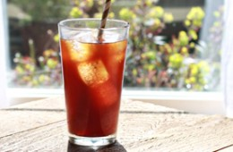 How to Make Cold-Brewed Iced Coffee Concentrate