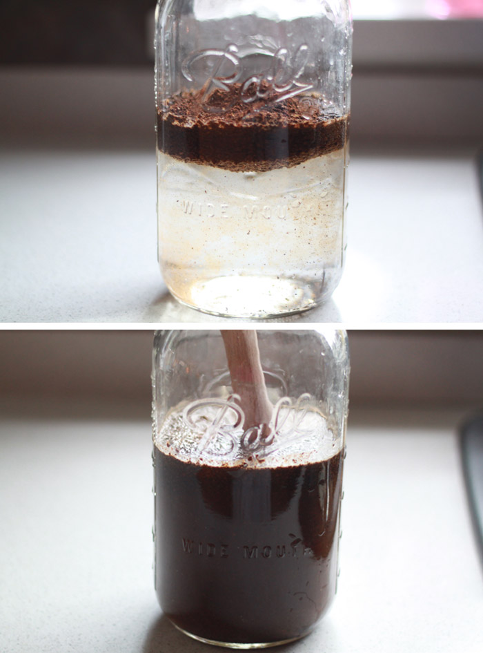 How to Make Cold-Brewed Iced Coffee Concentrate - Kitchen ...