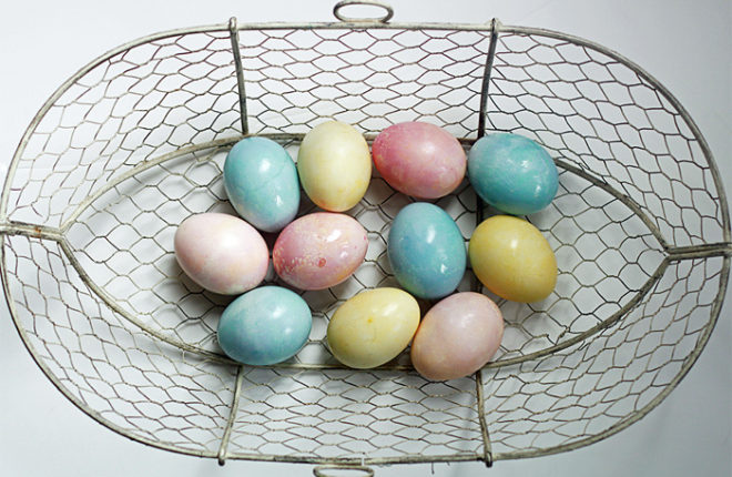 How To Make Natural Easter Egg Dye Kitchen Treaty