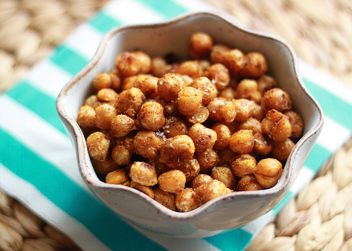 Food  Recipe For Curried Coconut Cauliflower With Chick Peas