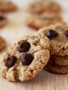 flourless_peanut_butter_chocolate_chip_cookies_5