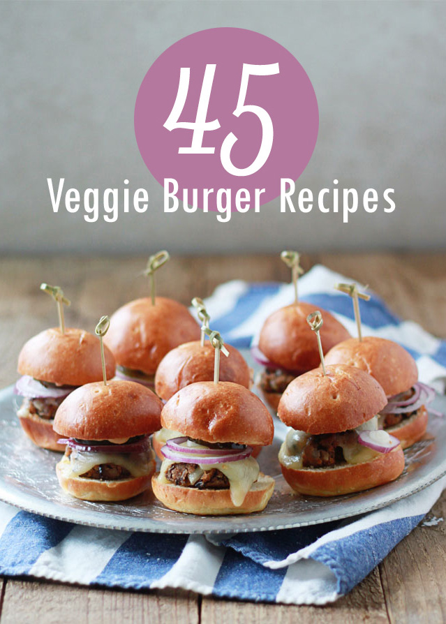 45-Veggie-Burger-Recipes