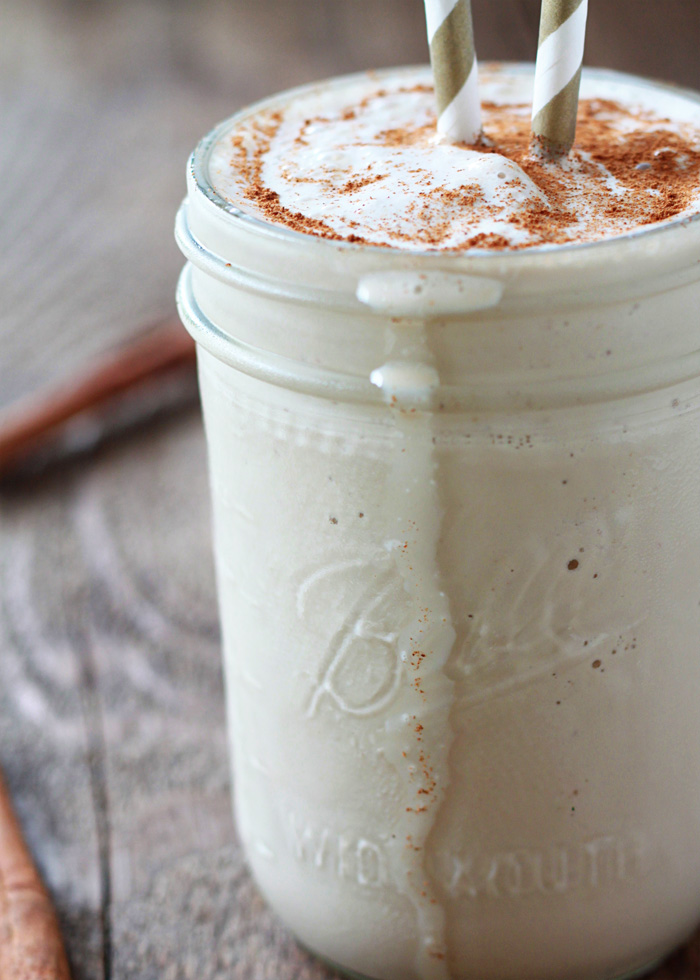 Spicy Vanilla Chai Milkshake