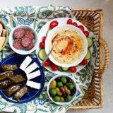 Quick & Easy Dinner: Mediterranean Meze Platter