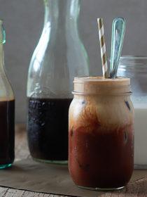 Chocolate Iced Coffee