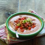 Hummus Gazpacho