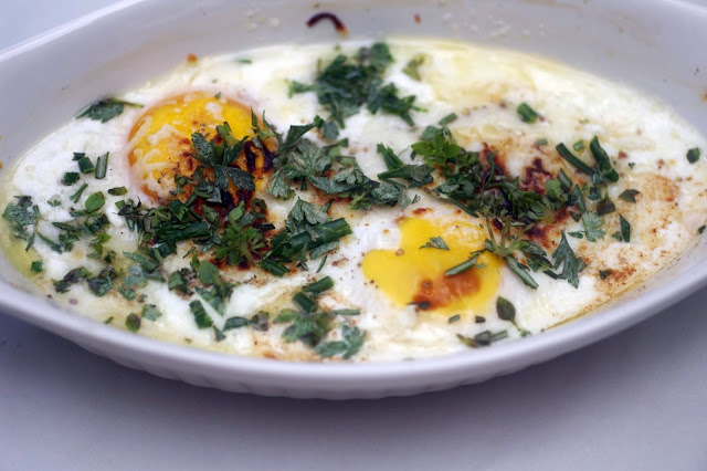 47 (Meatless!) Breakfast-for-Dinner Recipes | Baked Eggs