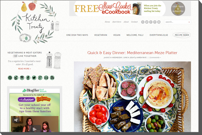 Ads, Sponsored Posts, & Other Ways I Make Money on My Food Blog