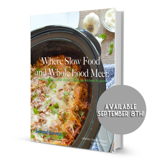 Where Slow Food & Whole Food Meet eCookbook