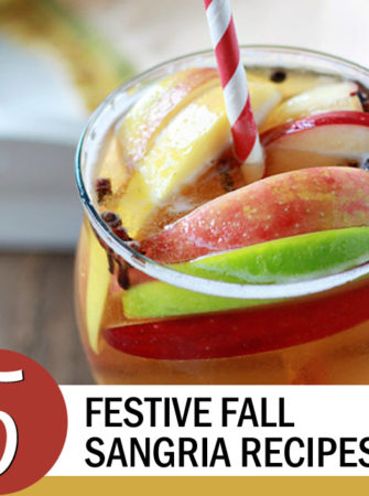 5 Festive Fall Sangria Recipes