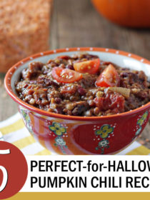 5 Perfect-for-Halloween Pumpkin Chili Recipes