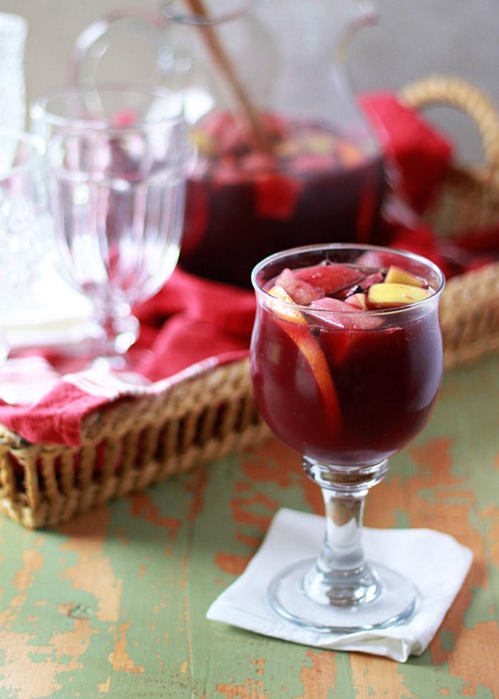 Classic Red Sangria