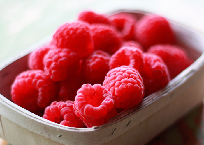 Image result for raspberries honey lemon juice