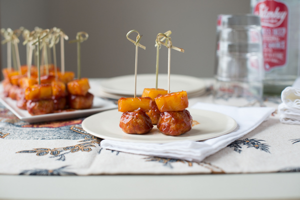 127 Vegetarian Recipes Everyone Will Love - Sweet & Sour Tempeh Meatballs from Oh My Veggies