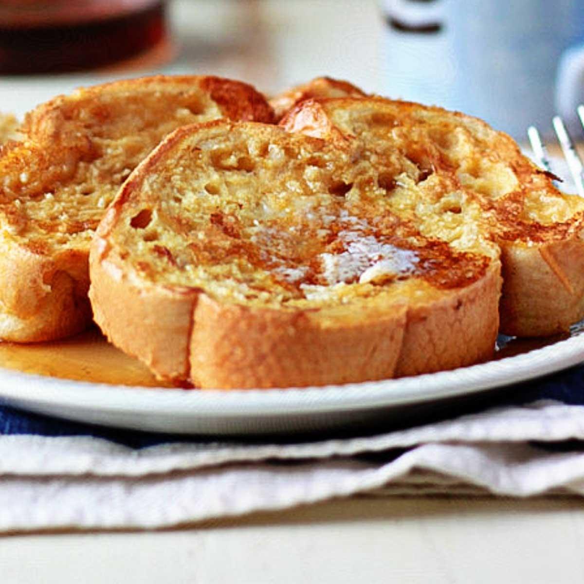 How to Make French Toast - Kitchen Treaty Recipes