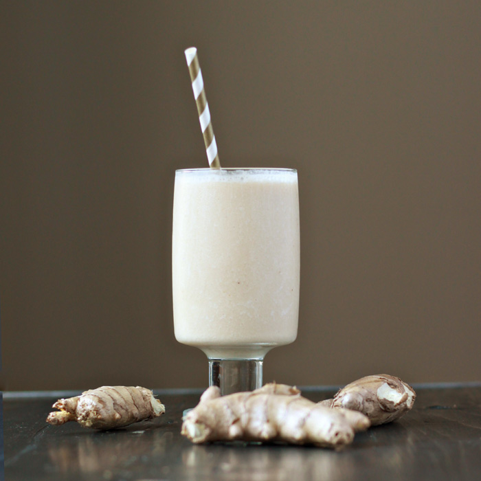 Spicy Ginger Smoothie