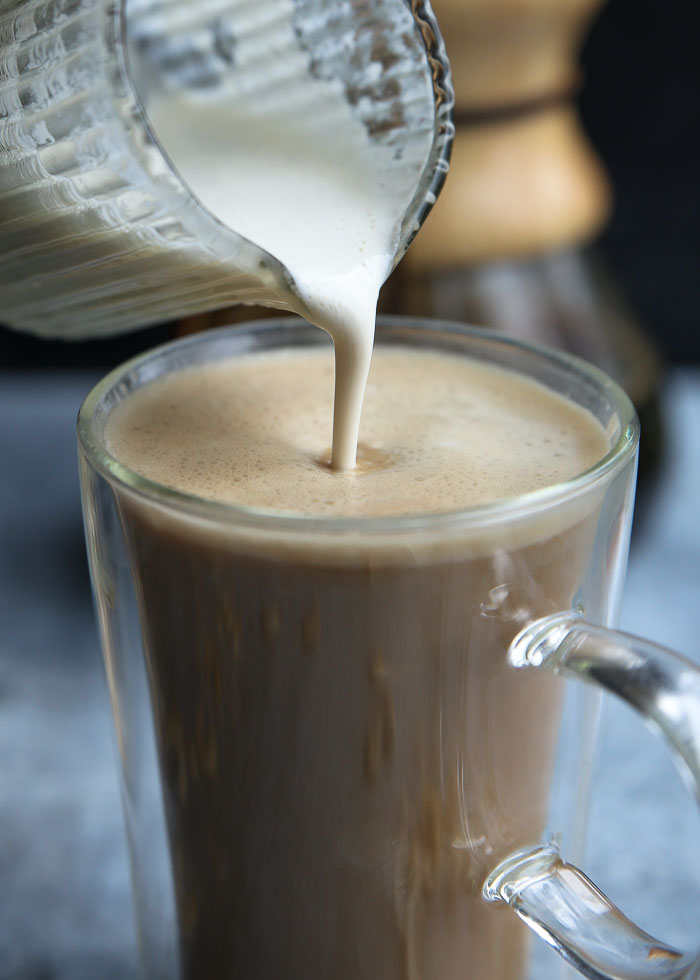 Cashew Coffee Creamer (My Favorite