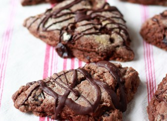 Chocolate Cherry Scones recipe