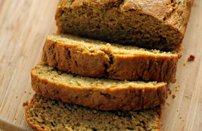 Olive oil zucchini bread with lemon cardamom kitchen treaty olive oil zucchini bread with lemon cardamom skip to recipe forumfinder Image collections