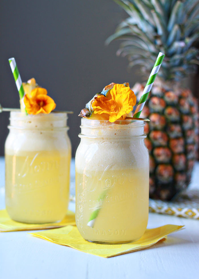 With just 5 ingredients, this rum punch recipe makes it easy to create an instant paradise anytime, anywhere.