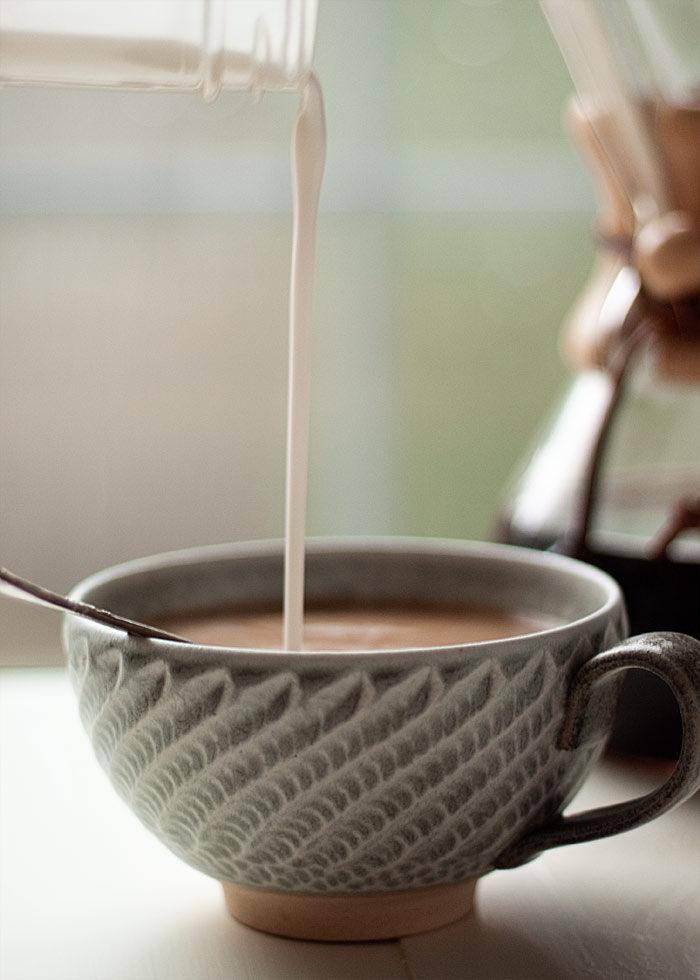 Non-Dairy Coconut Coffee Creamer