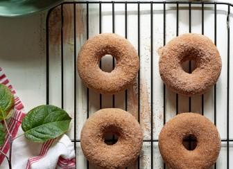 cinnamon-sugar-dusted-apple-spice-baked-doughnuts2