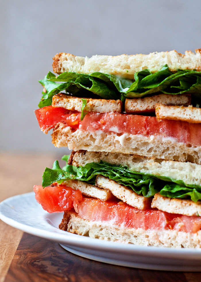 smoky-tofu-bacon-lettuce-and-tomato-sandwiches