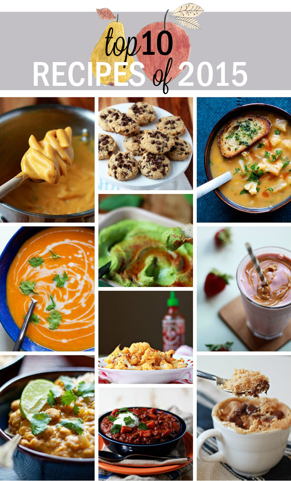 Kitchen Treaty's Top 10 Recipes of 2015