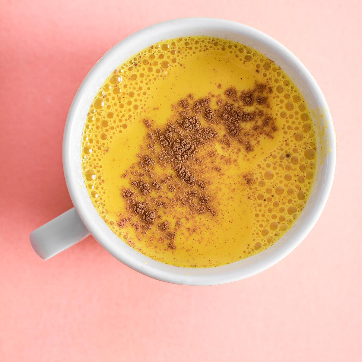 Vanilla Turmeric Golden Milk Latte Kitchen Treaty Recipes