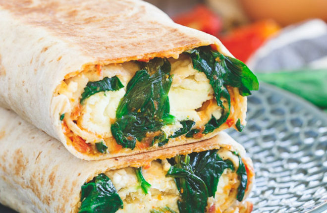 starbucks-copycat-spinach-and-feta-breakfast-wrap-square
