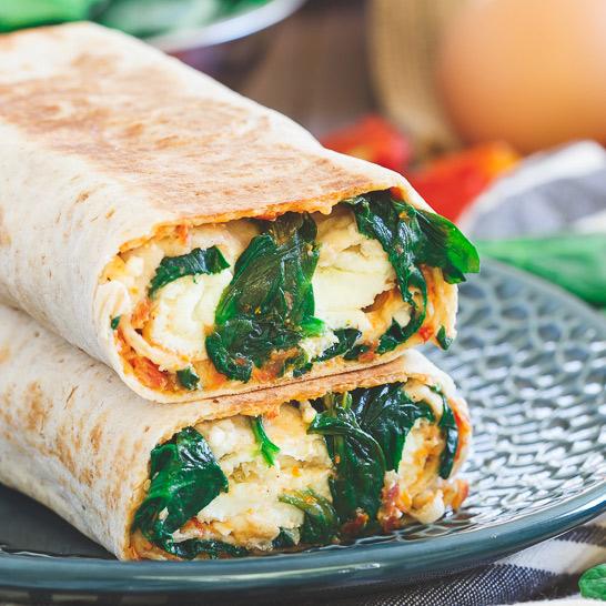 starbucks-copycat-spinach-and-feta-breakfast-wrap-square