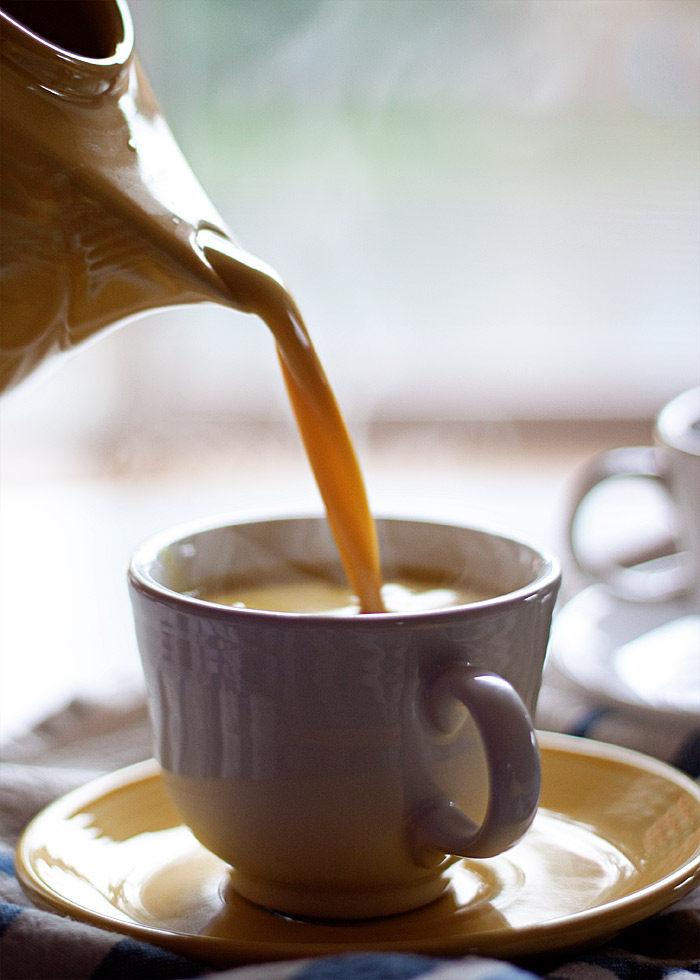 Is vanilla tea good for you