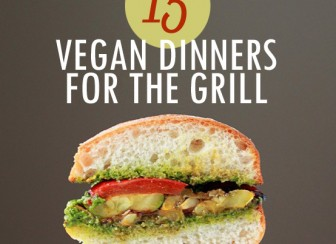 15 vegan dinners made on the grill! Love these vegan barbecue recipes.